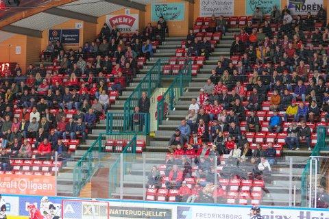 Nå kan tribunene i Stjernehallen endelig fylles opp igjen. Torsdag inviterer klubben alle barn under 16 år gratis på kamp.