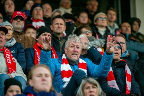 FFK kan igjen fylle tribunene på stadion, når Raufoss kommer på besøk lørdag.