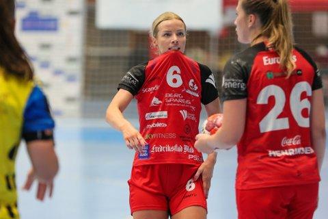 Benedicte Frøland Nesdal og FBK er klar for kvartfinale i NM etter å ha beseiret Romerike Ravens onsdag.