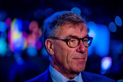 Stein Erik Hagen er blant investorene som står bak industrisatsingen på Øra.