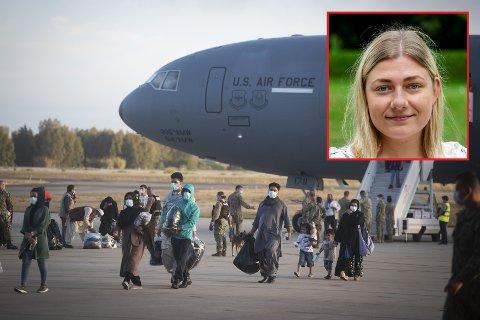 Hannah Berg, Rødt, mente at Fredrikstad skulle ta imot flere flyktninger og be regjeringen om å engasjere seg sterkere for forfulgte afghanere. Hun fikk ikke flertallet i bystyret med seg.