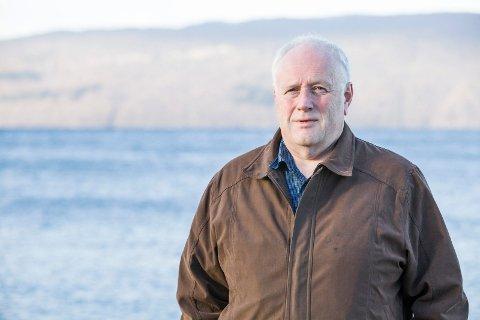 Møter ministeren: Paul Rosenmeyer og Narvik Høyre møter helseminister Bent Høye lørdag.