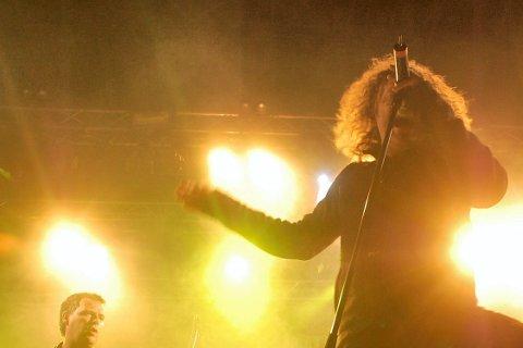 JAZZ OG ROCK: I kveld blir store deler av regionens musikkmiljø å se på scenen. Her representert ved 70-tallsrockerne Stormbringer - som skal spille nest sist på den aller største scenen.
