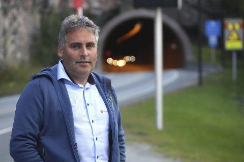 Til Narvik: Torgeir Trældal og formannskapet i Narvik signaliserer nå at kommunen gjerne vil være vertskap for det nasjonale veiselskapet som skal etableres.Arkivfoto