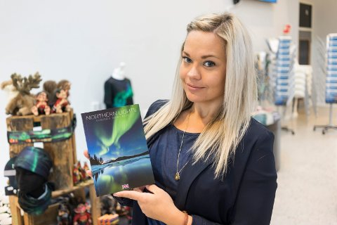 TOK GREP: Lise Janita Hansen, daglig leder i Visit Narvik.