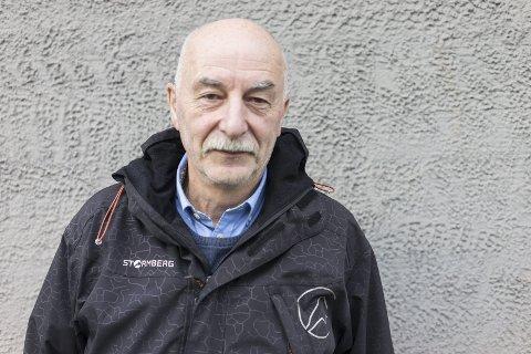 Olav Sigurd Alstad, tidligere ordfører i Narvik.