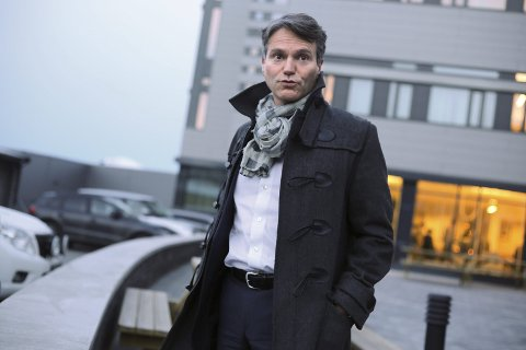 Konsernsjef Eirik Frantzen i Nordkraft sier han kan snu seg raskt dersom det haster med å finne flere kjøpere for Evenes kraftforsyning.