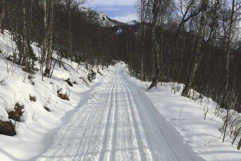Svartdalsløpet ski 2016