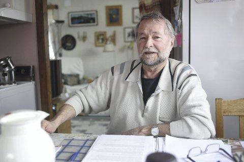 FRUSTRERT: – Jeg har hele tiden etterspurt sunn fornuft i denne saken, sier Torbjørn Nygård.Foto: Roger Danielsen