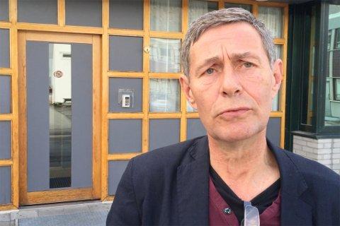 Rådmann Steinar Sørensen i Evenes