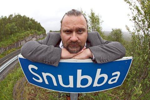 Fra snubba til island: Per Heimly er egentlig fra Snubba men bor i Oslo. Vinner Island EM flytter han dit. Arkivfoto: Ragnar Bøifot