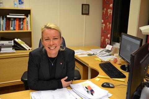 FELLESSKAP: Ordfører Eva H. Ottesen (Ap) er glad for at Gratangen kommune gis muligheter til å vise solidaritet og samfunnsansvar ved å få 15 enslige, mindreårige flyktninger som nye innbyggere, og at dette gir opp til 25 nye arbeidsplasser. Foto: Harold Jenssen
