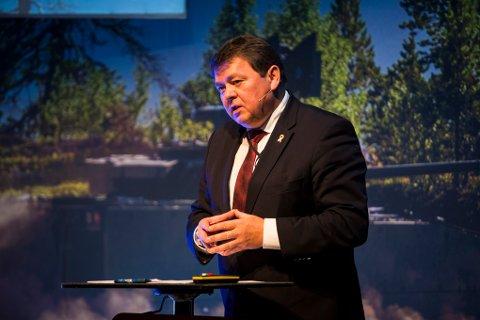 Statssekretær Øystein Bø