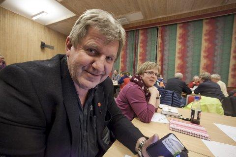 GRATIS: Trond Milljord (KrF) ønsker gratis parkering under leveringsfesten til VM. Arkivfoto.