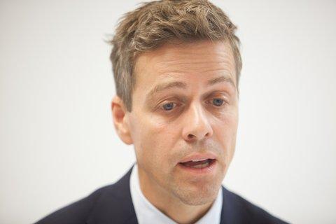 Partileder Knut Arild Hareide i Kristelig Folkeparti