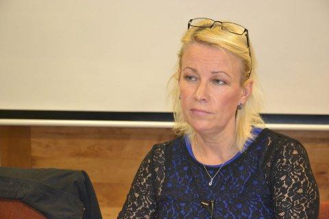 UROLIG: Ordfører Eva Ottesen. (arkivfoto)