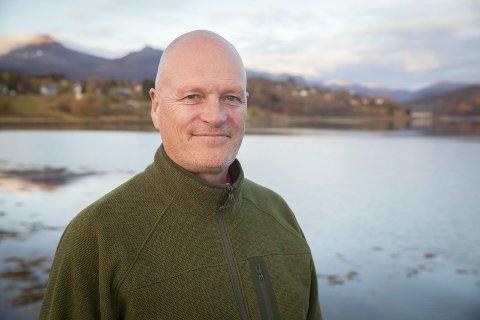 I 2017 startet Pål Iver Skogvold arbeidet med å legge til rette for boligbygging i boligfeltet som nå er solgt.