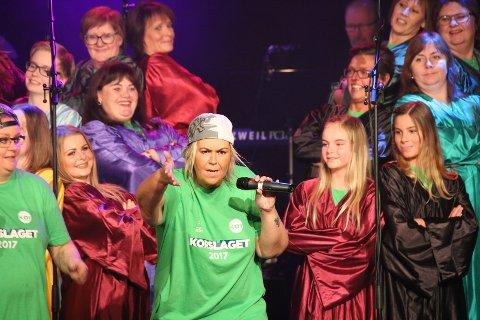 Hip-hop gospel: Fargerike Bjerkvik vant