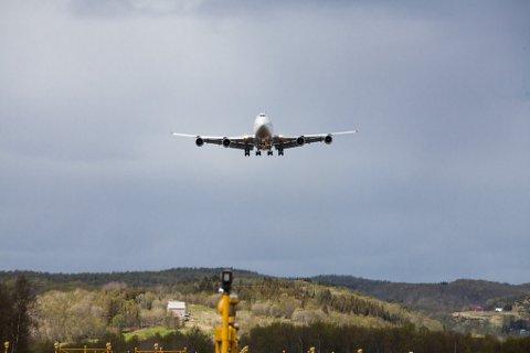 Neste sommer skal lakseflyene begynne å fly mellom Harstad/Narvik lufthavn Evenes og Kina. Illustrasjonsfoto.