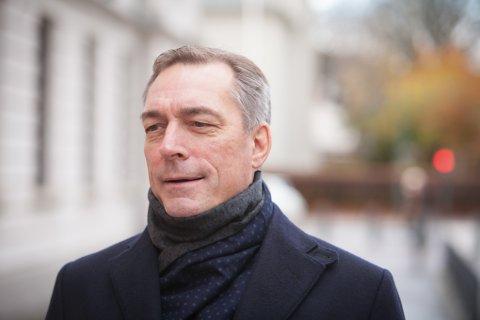 Forsvarsminister Frank Bakke-Jensen