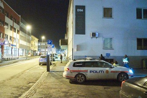 TRØBBEL: Politiet i Nord-Norge fikk litt å henge fingrene i natt til søndag. Illustrasjonsfoto: Kristoffer Klem Bergersen.