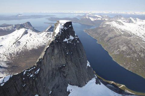 INGEN SKAM: Landsdelen er splittet og i Nordland begynner man å finne ut hva som er i ferd med å skje. En ny arktisk region uten Nordland med på laget er en meningsløshet. La oss bruke fjellvettet; det er ingen skam å snu, skriver Ulf A. Halvorsen. Foto: Ragnar Bøifot