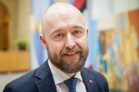 TREKKER SEG: Stortingsrepresentant Eirik Sivertsen fra Nordland Arbeiderparti trekker seg fra politikken etter et varsel om seksuell trakassering.