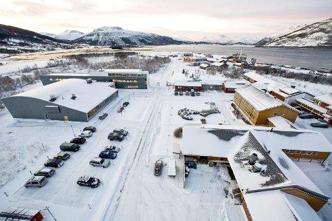 Fra høsten 2019 var meningen at den nye fagskolen skulle være klar ved Norges brannskole.