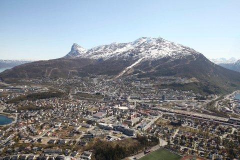 Narvik: Narvik kommune har hatt en negativ vekst på 0,2 prosent i innbyggertallet viser tall fra SSB.