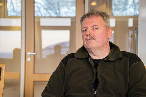 FAGANSVARLIG PARKERING: Kjell Ketil Dalelv. Arkivfoto: Andreas Haakonsen.