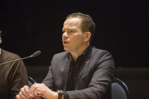 Tomas Norvoll, fylkesrådsleder i Nordland