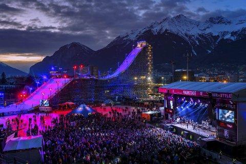 STORT ARRANGEMENT: Arctic Air + Style er av et stort internasjonalt format. Her fra festivalen i Innsbruck. Foto: Pressefoto/Rudi Wyhlidal.  Rudi Wyhlidal  Rudi Wyhlidal