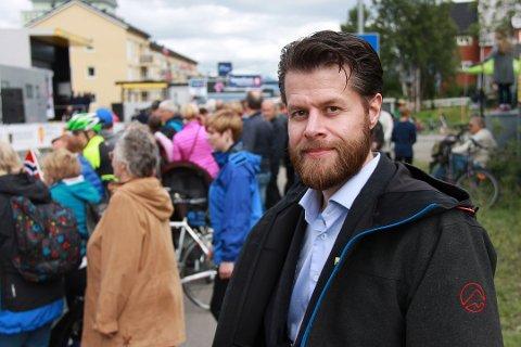 FIKK JOBBEN: Per-Åge Nygård får jobben som næringsrådgiver i Harstad kommune. Han har blant annet jobbet flere år i Futurum i Narvik. Arkivfoto: Odd-Georg H. Benjaminsen.