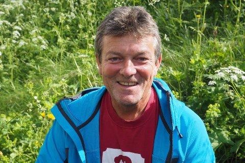 Stig Wiik håper på god deltakelse i Svarta Bjørn-marsjen lørdag.