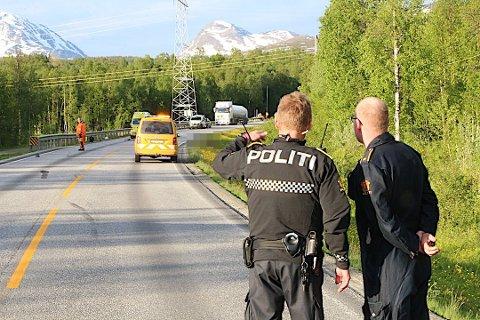 58 år gamle Ottar Sigvart Olsen omkom i en utforkjøring med motorsykkel torsdag.