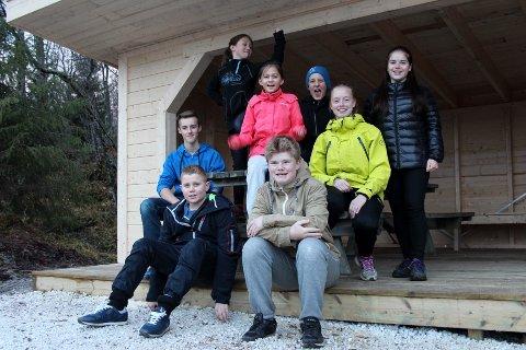 VERTSKAP: Ungdommene i Rask 4H «lærer ved å gjøre». Nå står et stort arrangement for døra, og medlemmene ser frem til å være vertskap for barn og ungdom fra hele Nord-Norge.