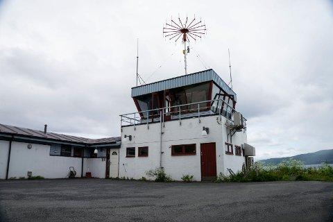 AVGJORT: UDI kommer ikke til å etablere asylmottak på den nå nedlagte flyplassen i Framneslia.