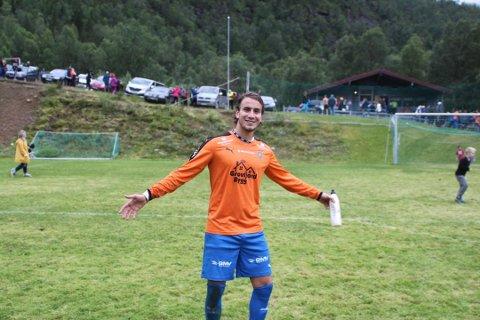 Tor Andre Hansen og Grovfjord tapte lørdag.