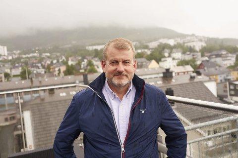 Optimist: Skipresident Erik Røste har aldri hatt mer tro på et alpin-VM til Norge. Men han tviler på at det blir så tidlig som i 2025. Foto: Kristoffer Klem Bergersen