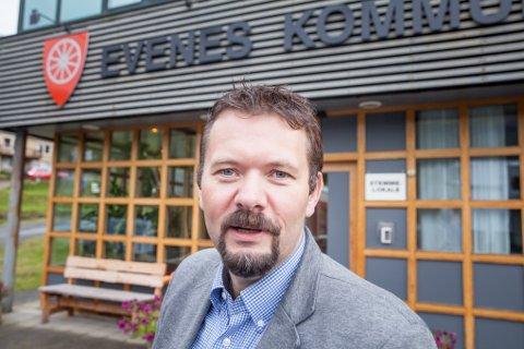 1. NESTELEDER: Svein Erik Kristiansen er foreslått som 1. nestleder i Nordland Høyre