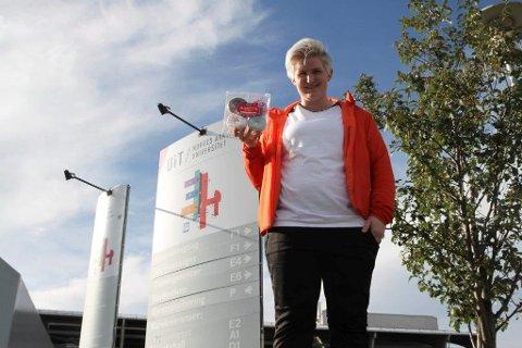 Jeanine Hansen er tilbake i Mjølner-målet søndag.