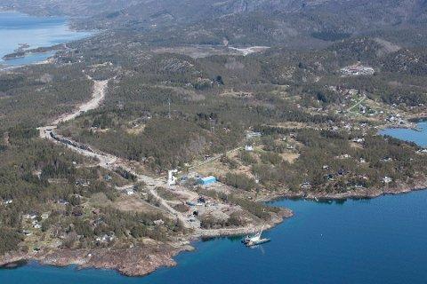 Rådmann Lars Norman Andersen sier at det er to problemstillinger knyttet til drikkevannet på Øyjord i dag. Vannverket er lite og har lite kapasitet. – Skal det bygges ut, trenger vi en annen løsning, sier han. Arkivfoto