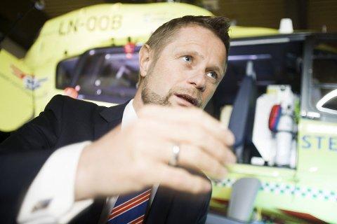 Høyres Bent Høie var i forhandlingsdelegasjonen for en ny regjering sammen med Venstre og Fremskrittspartiet. Høie sier til Fremover at regjeringspartner Venstre i forhandlingene aksepterte at de maritime patruljeflyene skal ha sin base på Evenes.