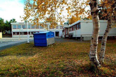 Håkvik skole. Arkivfoto