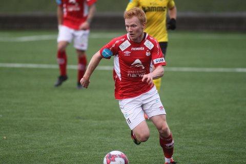 Kristoffer Nessø ble årets Mjølner-spiller på Fremover isn hjemmebørs.