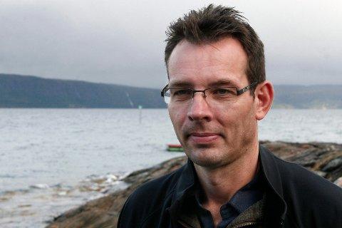 NY JOBB: Rune Hjallar går over i jobb som rådgiver i Nye Narvik kommune. I dag er han teknisk sjef i Ballangen.