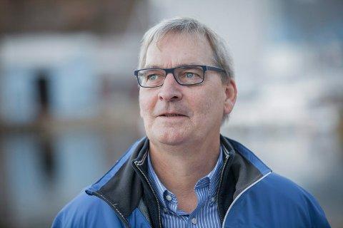 Daglig leder: Ottar Bakke i Ballangen Sjøfarm er optimistisk etter mandagens møte om oppdrettsnæringens fremtid.