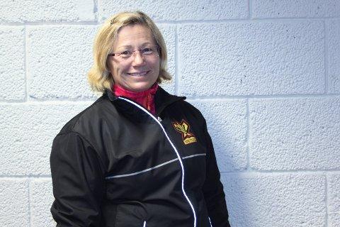 VIL HA FOLK UT: Kari Ann Nygård vil at folk i Narvik skal komme seg ut 2. juledag.