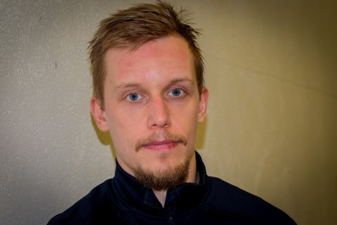 NARVIK WIZARDS: Spillende trener Max Davis-Lind. Arkivfoto