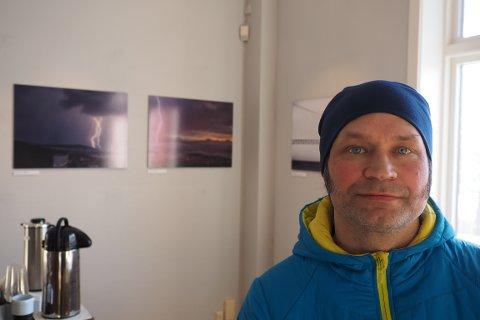 "Carlos Aunmo har sin første fotoutstilling på Museum Nord. Utstillingen har fått navnet ""Mitt nordnorske eventyr""."